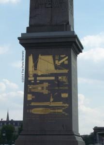Luxor Obelisk at the Place de la Concorde