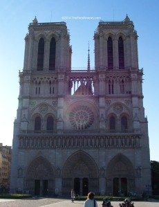 The-Paris-Itinerary-Front-of-Notre-Dame