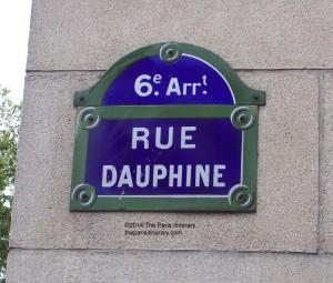 The-Paris-Itinerary-Parisian-street-sign